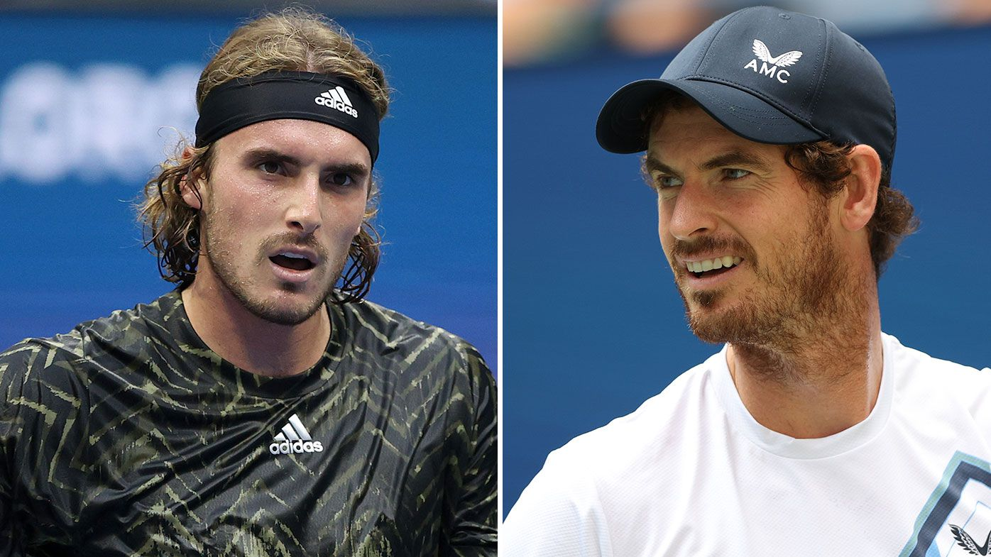 'Look it up': Stefanos Tsitsipas hits back at Andy Murray over bathroom break criticism