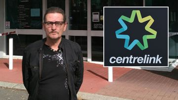 Centrelink drives Perth man to brink of bankruptcy after amputation