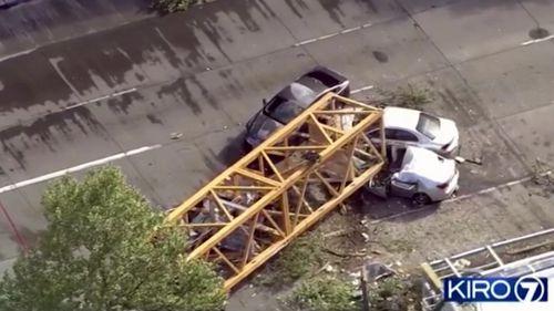 190430 News World USA Seattle crane collapse Google Building
