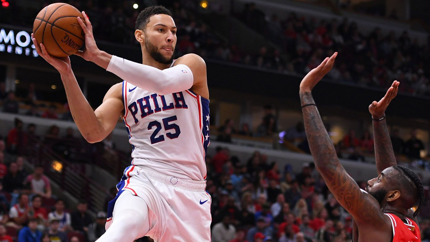 Ben Simmons' Philadelphia 76ers crack 50 wins mark in NBA for second straight season
