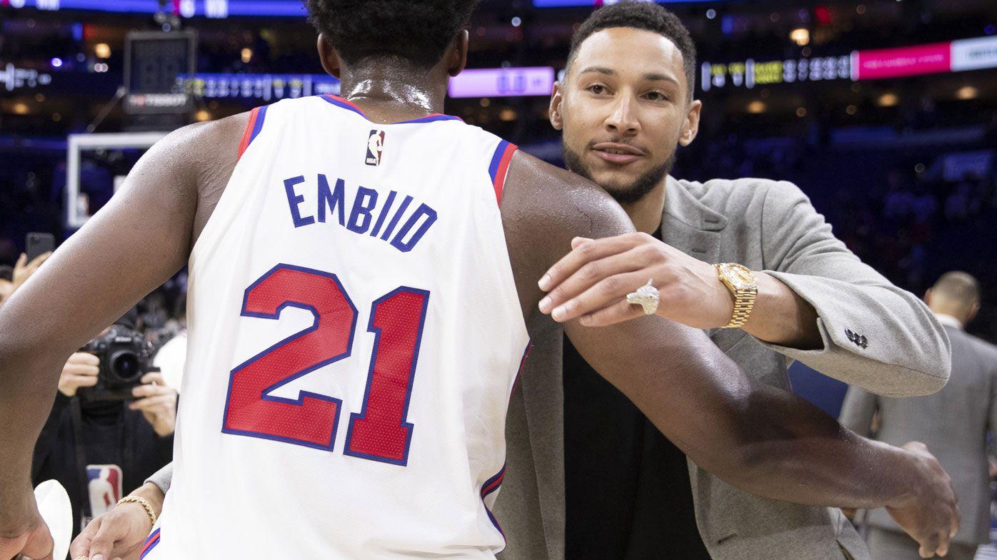 Philadelphia 76ers' NBA title hopes slipping away, Brett Brown stays philosophical