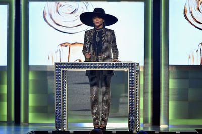 <p>The CFDA Fashion Awards are under way in New York, which means designers and the celebrities they dress have all come out to celebrate. Beyonce surprised guests by taking a break from her Formation world tour to accept her Icon award, and Ashley, Mary-Kate and Elizabeth Olsen walked hand in hand down the red carpet. Click through to see who was there and what they wore.</p>