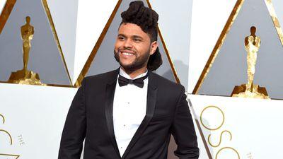 Singer The Weeknd. (AP)