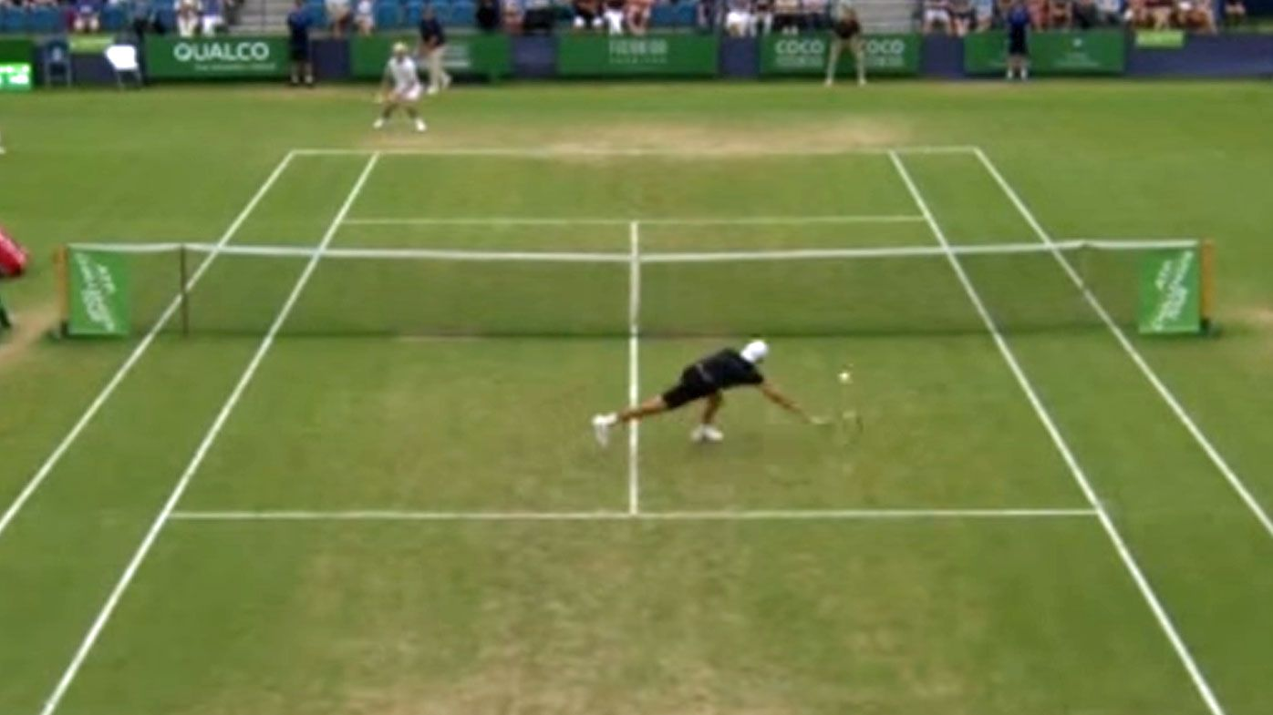 Alex de Minaur downs Matthew Ebden to reach Challenger final