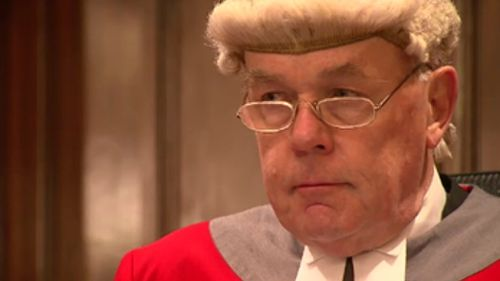 Justice Lasry has delivered some of Victoria's strongest sentences in history. (9NEWS)