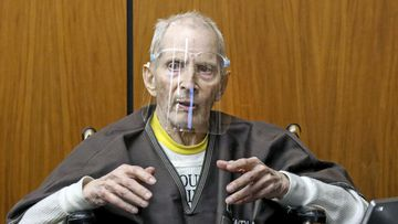 New York real estate heir Robert Durst was sentenced Thursday to life in prison without chance of parole for the murder of his best friend more that two decades ago.