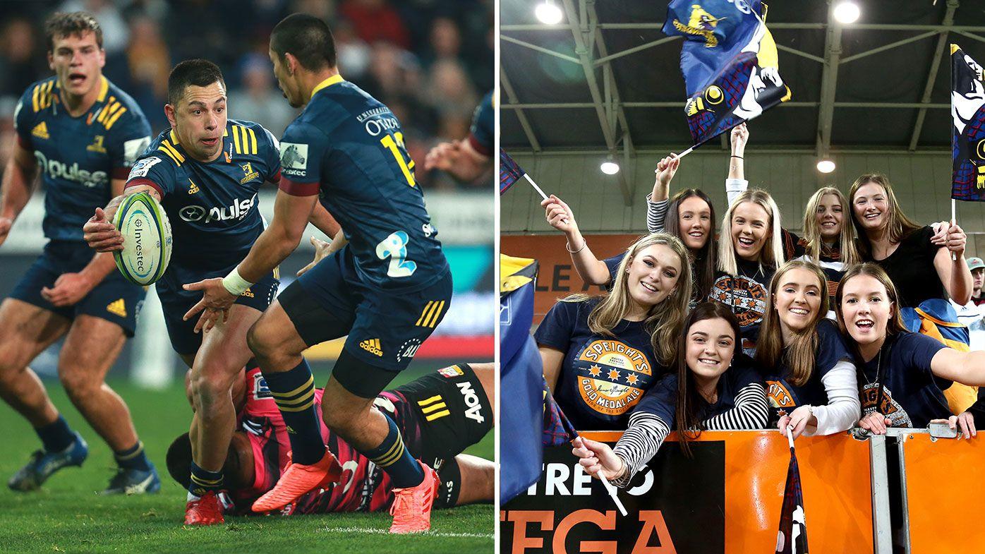NZ rugby fans lead world in stadium return