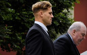 Jack de Belin's lawyer tells rape trial 'this is not a court of morals'