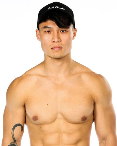 Winson Lam on Australian Ninja Warrior
