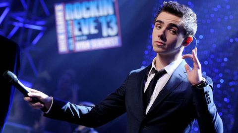Whoops: The Wanted's Nathan Sykes insults fan using the band's Twitter account