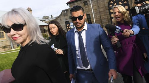 Mehajer served 11 months in jail for electoral fraud.