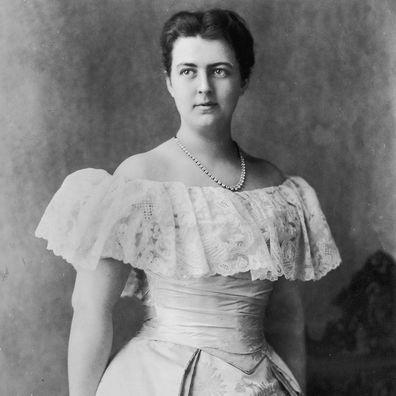Former US First Lady Frances Folsom Cleveland