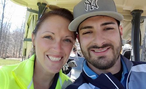 Newlyweds Erin McGowan and Shane McGowan, were among those killed.