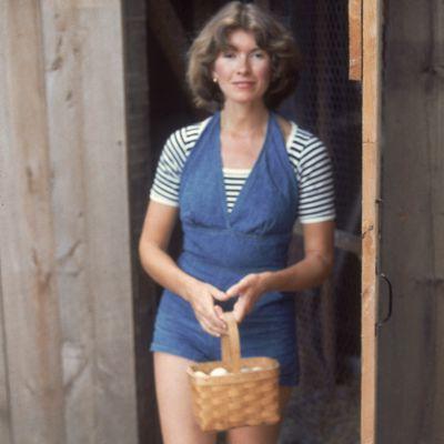Martha Stewart: late 1970s