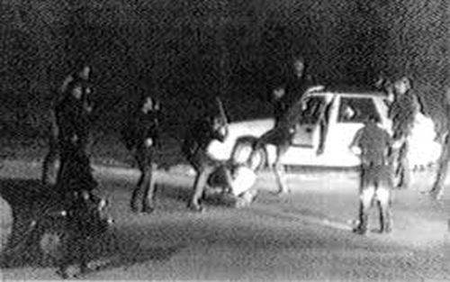 Video of Rodney King's beating sparked outrage.