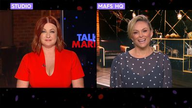 Shelly Horton Mel Schilling Talking Married MAFS 2020