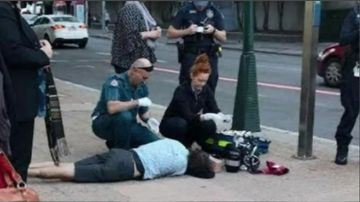 Brisbane court fatal one punch attack Morgan Isles-English
