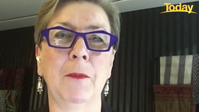 Jane Halton says NSW residents should be 'back on their toes' until the source of transmission is identied.