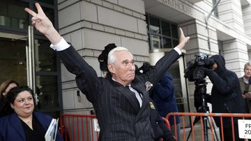 Roger Stone is one of the many Donald Trump advisors to be convicted of a serious crime.