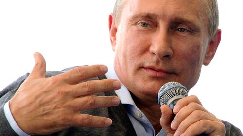 Russian president Putin quotes gangster Al Capone on joy of guns