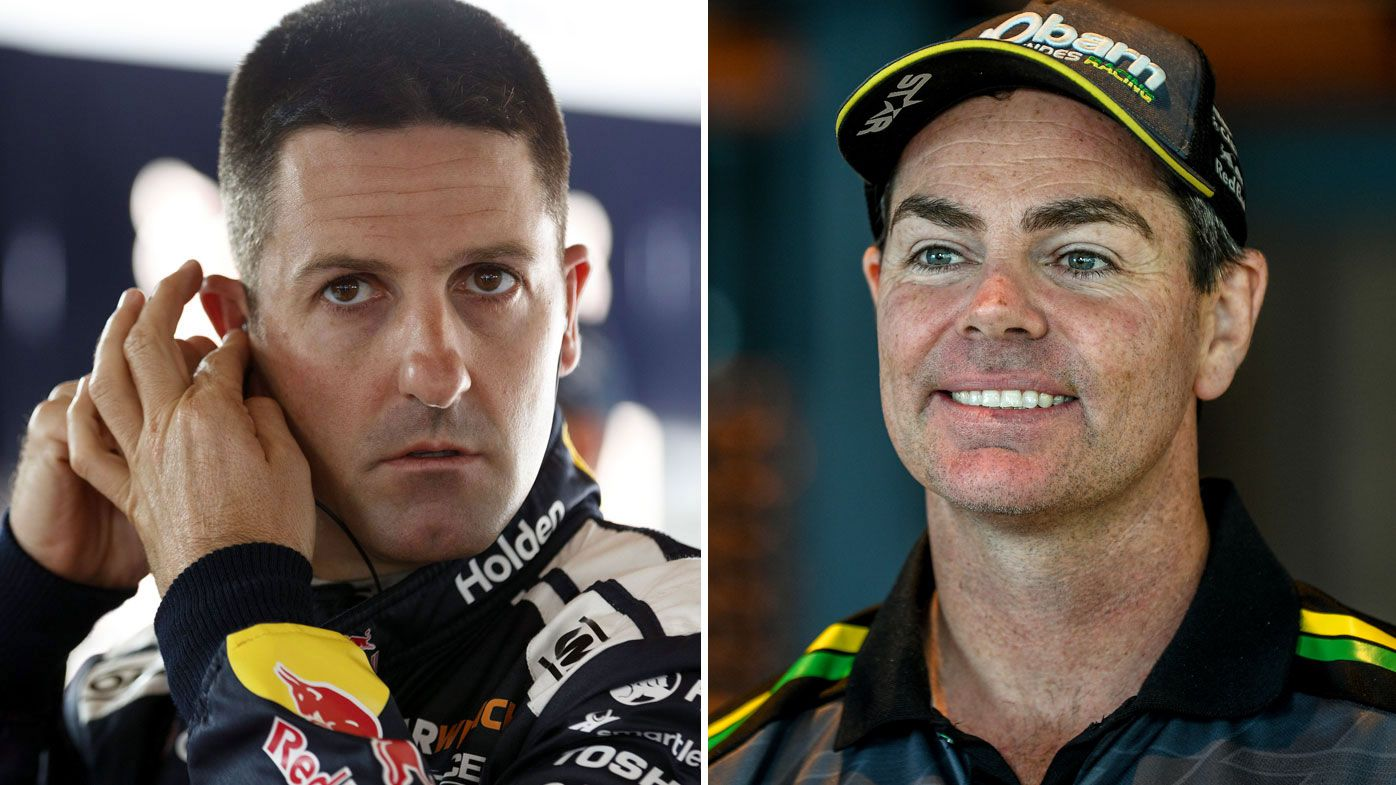 Supercars: Craig Lowndes ready to change Jamie Whincup's luck