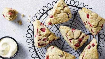 "<a href=""http://kitchen.nine.com.au/2016/12/20/10/12/strawberry-gum-scones"" target=""_top"">Strawberry gum scones</a> recipe"