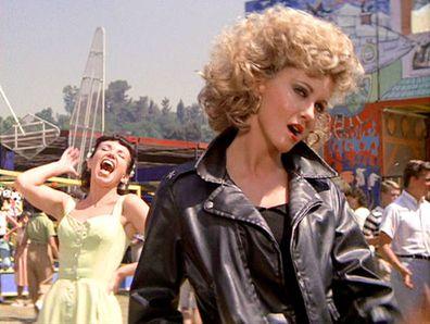 Olivia Newton-John, Grease jacket