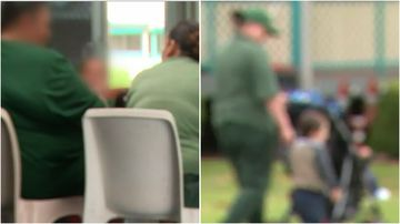 Rare look at Aussie jails where mums and their kids co-exist