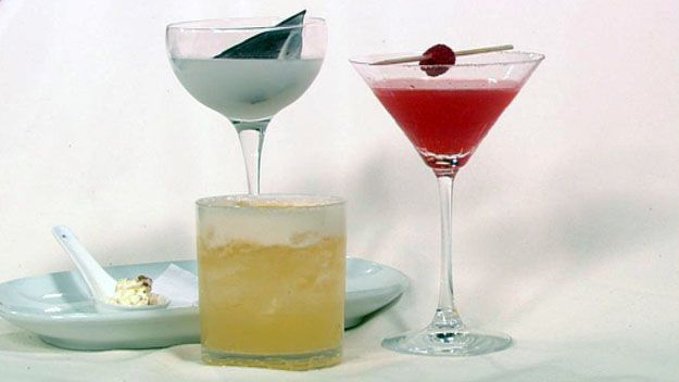 Sexy summer cocktails