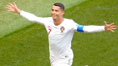 Ronaldo earns Portugal a win, Morocco out