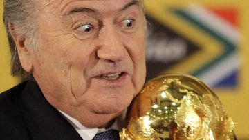 Sepp Blatter. (Getty Images)