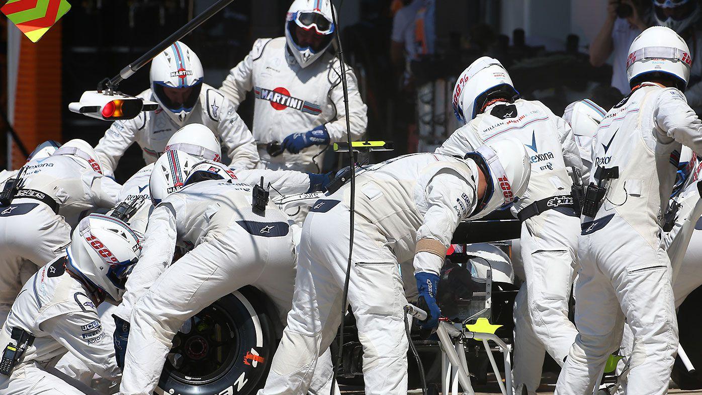 Williams boss admits to 'catastrophic' design fail during British Grand Prix