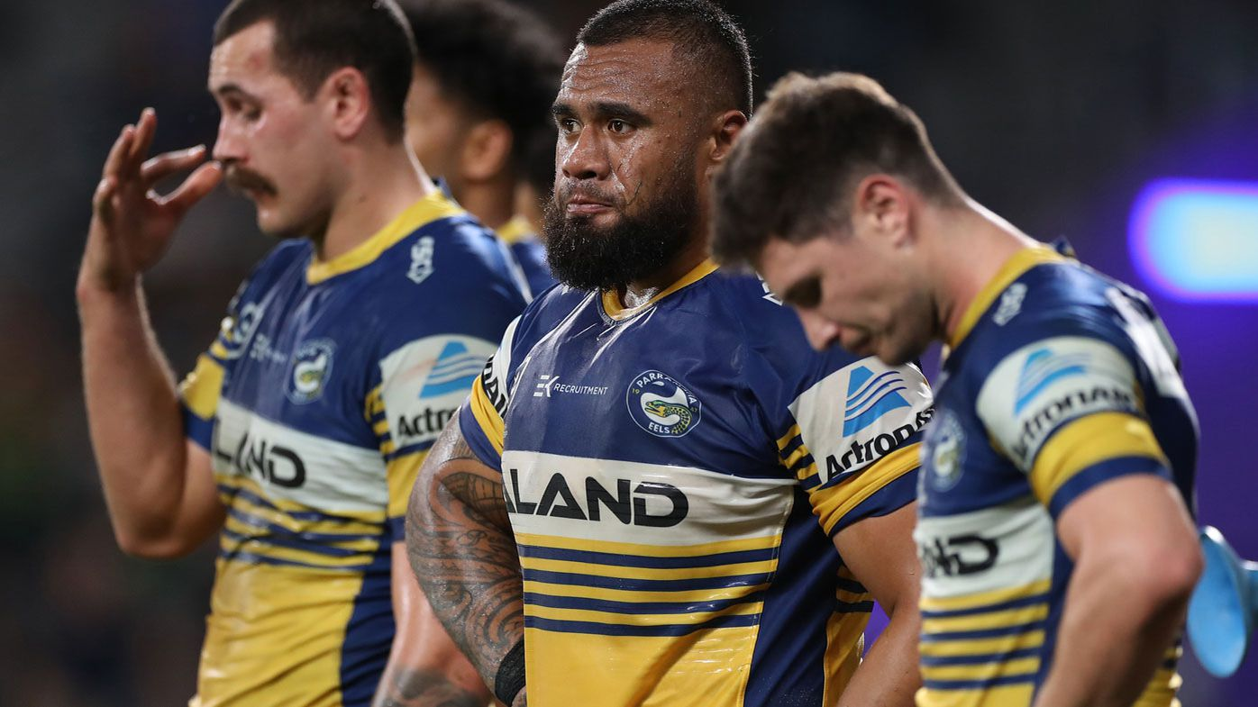 EXCLUSIVE: Peter Sterling reveals why Parramatta Eels have struggled to take the next step