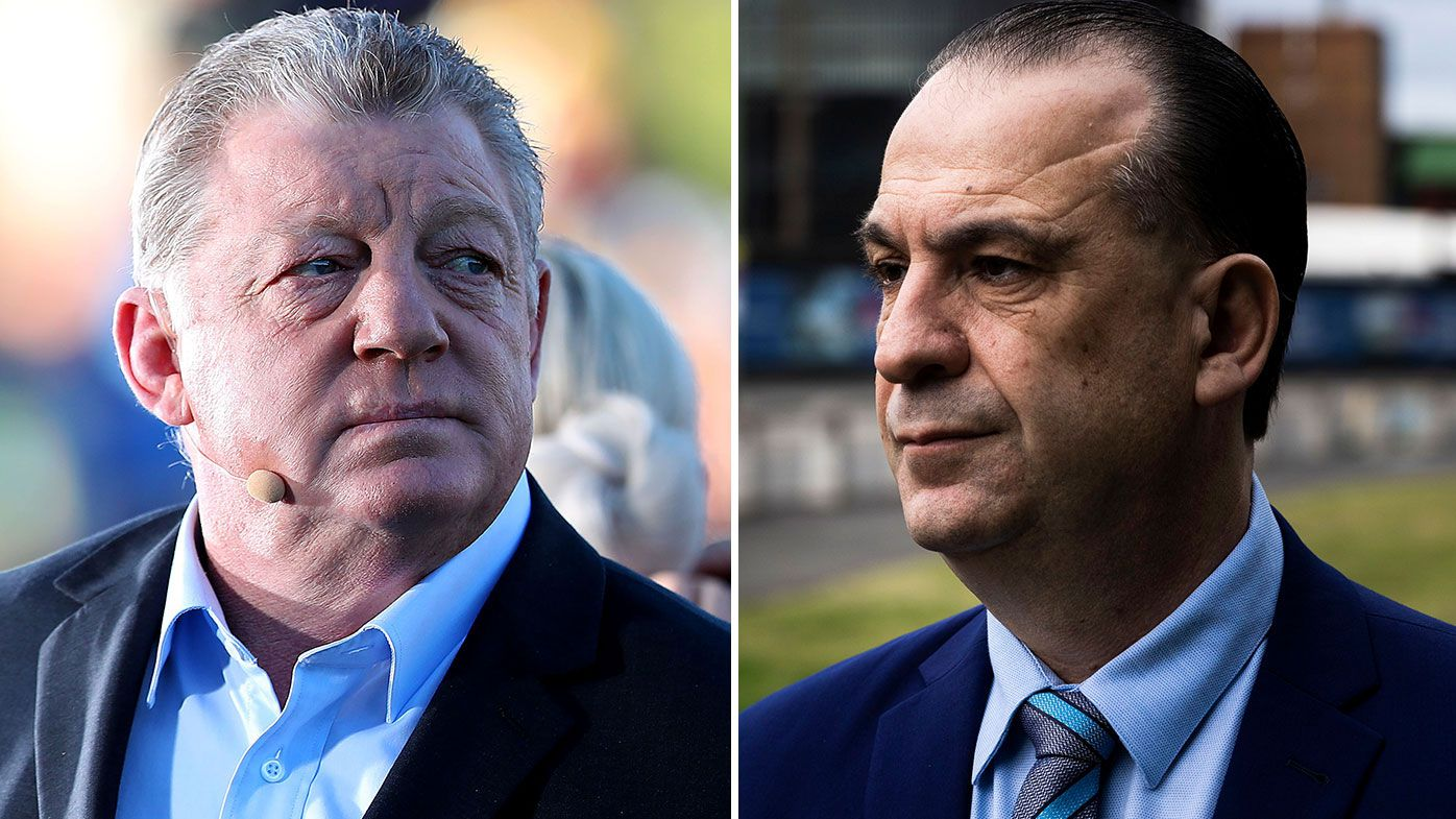 Phil Gould is eyeing a role in development in the NRL after meeting with Peter V'landys over the past eight months.