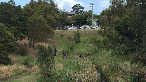 Homeless man charged over Melbourne creek body murder