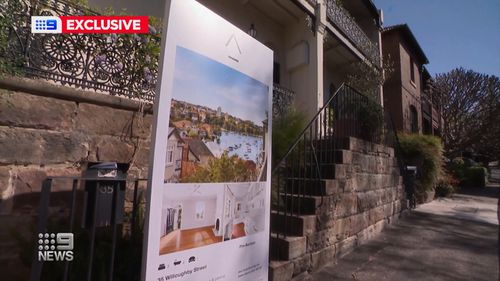 Affluent suburbs on the brink of mortgage disaster.