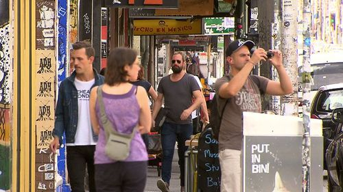 Global relocation company MoveHub surveyed 446 cities across 20 countries for its 'Hipster Index'. Picture: 9NEWS.