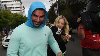 Mehajer walks free after posting $10,000 surety