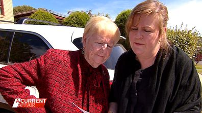 Grieving your late husband is hard enough, but imagine if the state got the paperwork wrong - and declared you dead too.That's what's happened to Glenys Morris – but she's still alive.