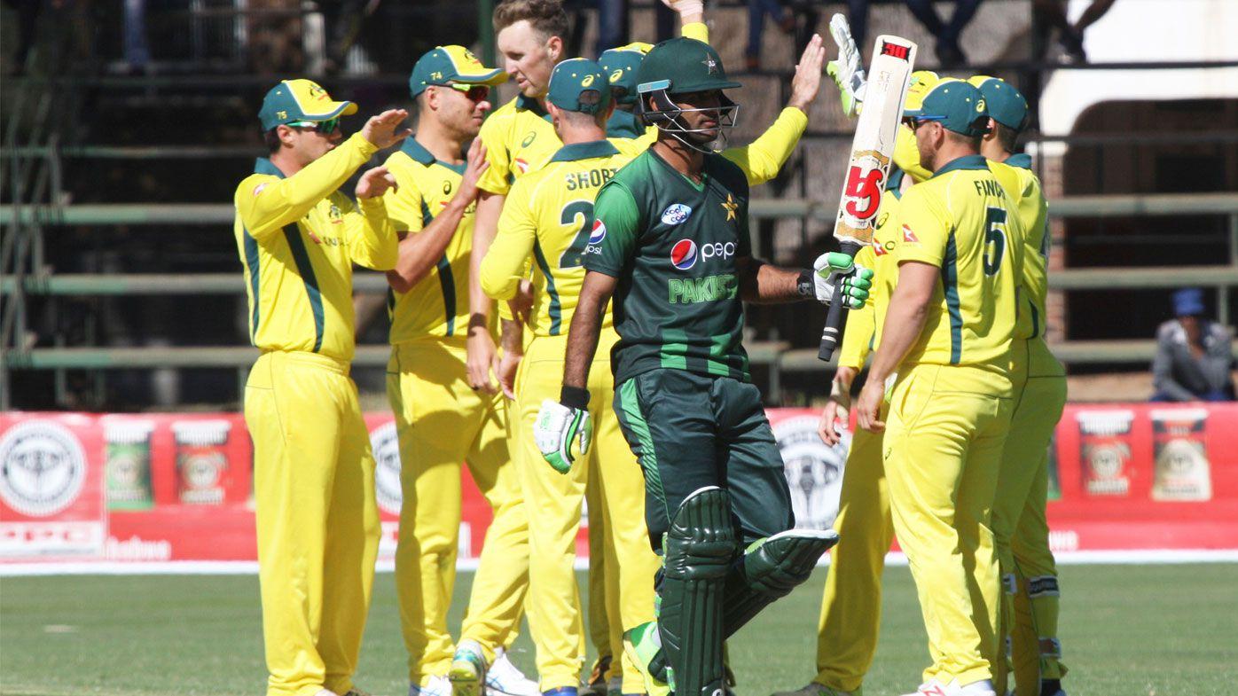 Australia beat Pakistan