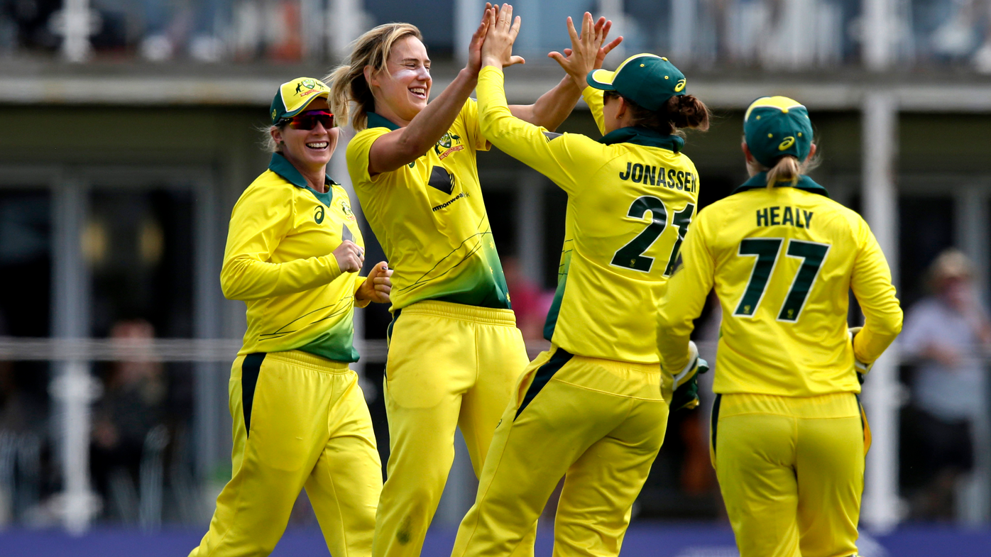 Ellyse Perry records best bowling figures by an Australian in Women's ODI history