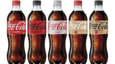 Coca-Cola Australia unveils new Coke No Sugar recipe