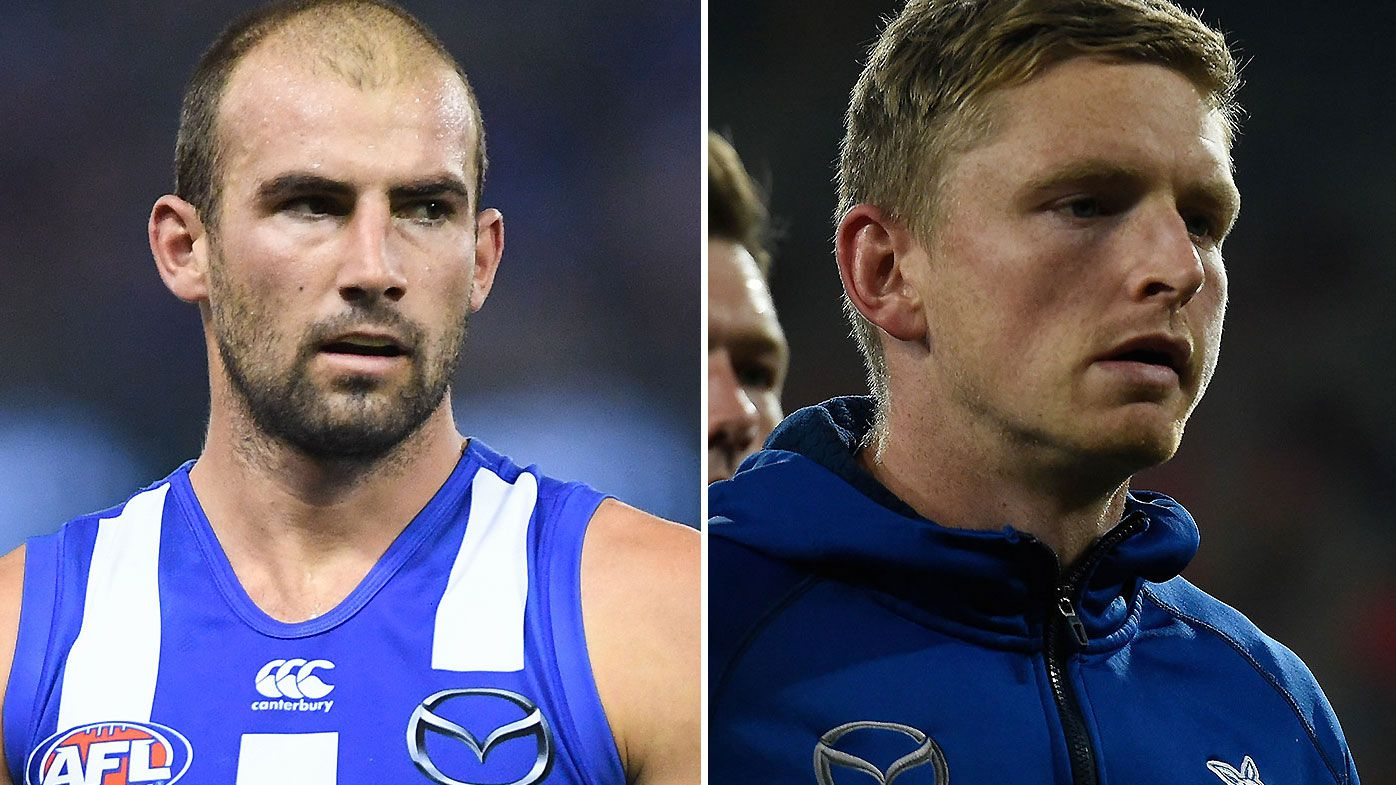 EXCLUSIVE: Shane Crawford slams North Melbourne over 'mismanagement' of star duo's injuries