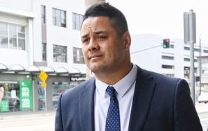 Jarryd Hayne agrees 'consent was effectively up in the air' before alleged sexual assault