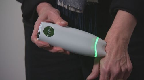 Med-tech company Symbyx has developed the medical-grade lasers, and clinical trials undertaken in Adelaide showed mobility, cognition, balance and fine motor skills were significantly improved in Parkinson's sufferers for up to a year.