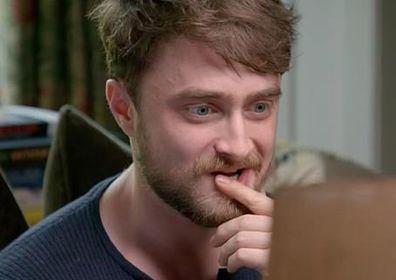Daniel Radcliffe talks about great-grandfather Samuel Gershon