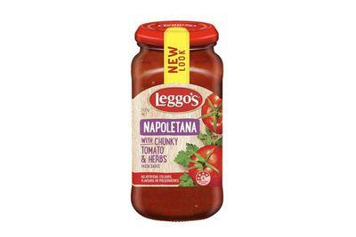 Leggo's Napoletana with chunky tomato and herbs