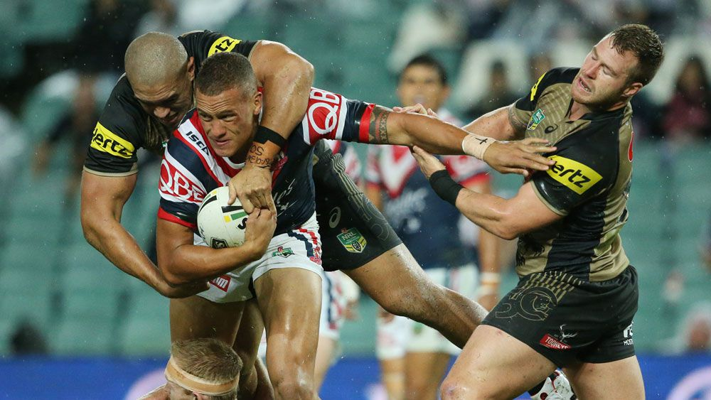 Soward leads Panthers to third NRL win