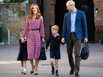 Students from Prince George and Princess Charlotte's school in isolation amid coronavirus fears
