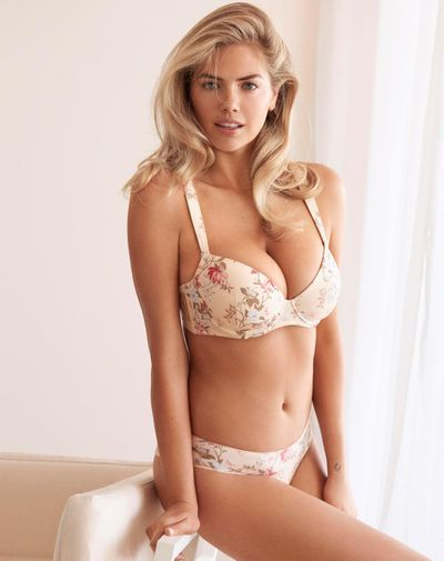 "<p>Model Kate Upton is at it again in her latest jaw-dropping lingerie campaign for Italian brand <a href=""https://www.yamamay.com/it_en/"" target=""_blank"">Yamamay</a>.</p> <p>The <em>Sports Illustrated</em> bombshell showcased the brand's spring 2018 collection, modelling everything from a silk robe to lace floral lingerie.</p> <p>""The sensuality and femininity of @kateupton reflect our idea of #ConfidentBeauty,"" the brand explained in a statement. ""Nobody but her could be the face for thenew #Yamamay #SpringCollection18.""</p> <p><em>The Other Woman</em> star, <a href=""https://style.nine.com.au/2017/12/12/13/29/kate-upton-wedding-makeup-products-beauty"" target=""_blank"">who wed her nowhusband Justin Verlander in November last year</a>, shot the campaign in Miami by photographer Giampaolo Sgura.</p> <p>Take a look at the 25 year-old in the new collection.</p>"